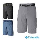 Columbia 哥倫比亞 男款-UPF50快排短褲-3色