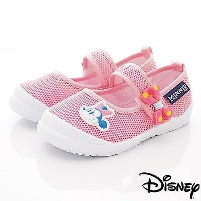 迪士尼童鞋 米妮超輕透氣款 ON19345粉(中小童段)