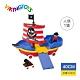 【瑞典 Viking toys】探險海盜船-40cm 81595(幼兒玩具車) product thumbnail 2