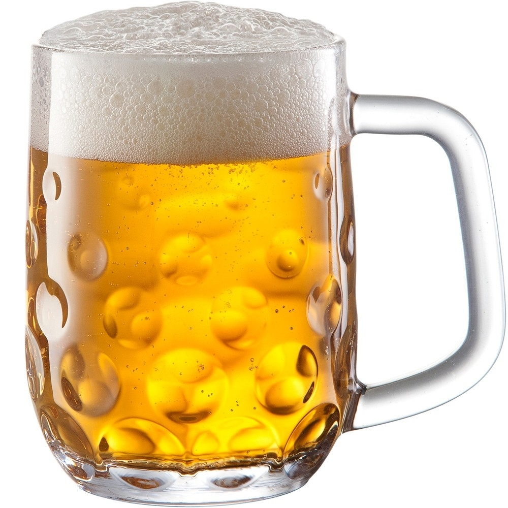 《TESCOMA》波點啤酒杯(500ml)