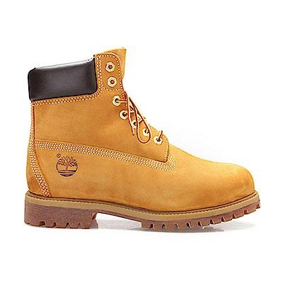Timberland 男款經典6吋防水黃靴 | 10061713