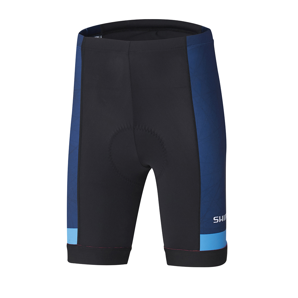 【SHIMANO】TEAM 自行車褲 海軍藍