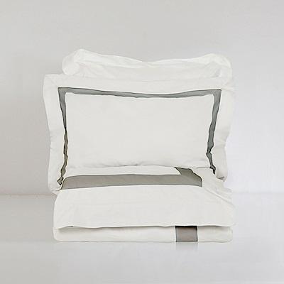 BUNNY LIFE 枕套-純淨心靈-絲光精梳棉-皇家森林