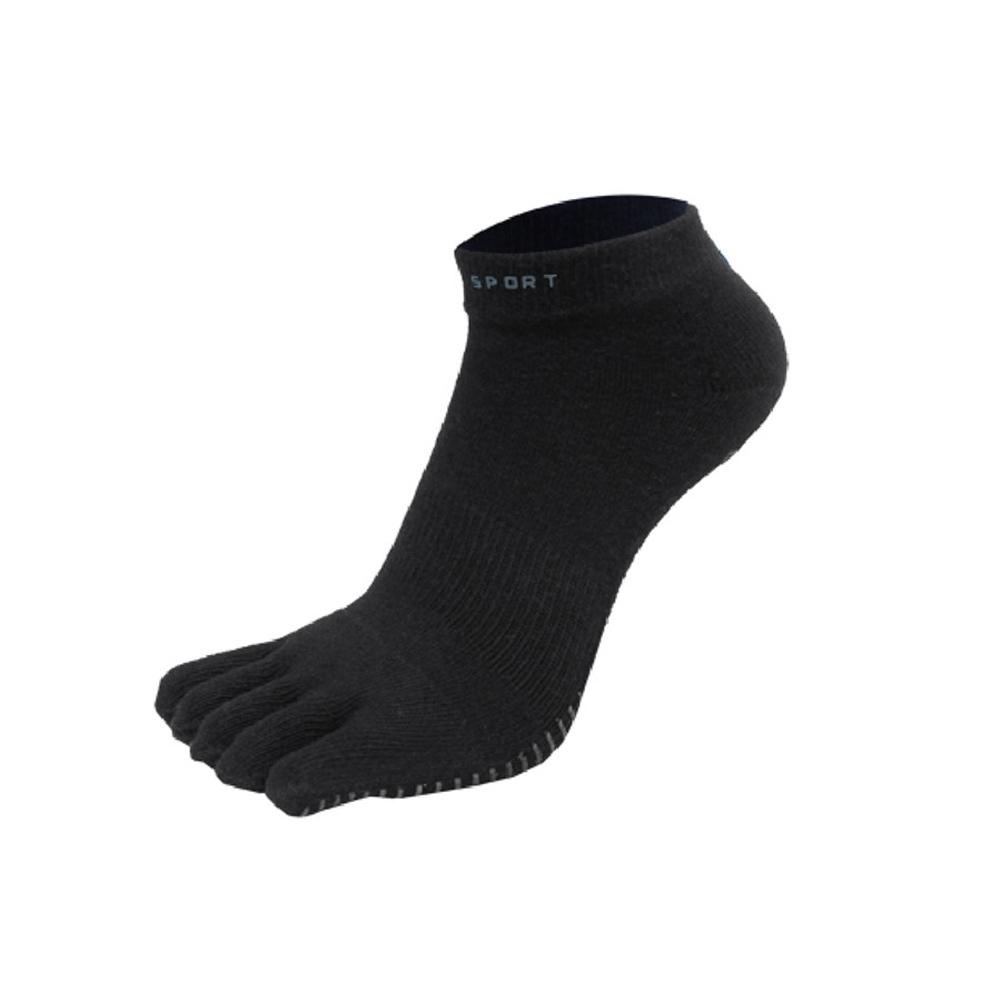 AREX SPORT 五指襪 純色除臭止滑厚底緩衝五趾襪 日常新色