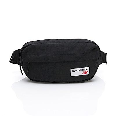 New Balance 腰包 LAB93020BK 中 黑