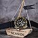 SEIKO 精工 PROSPEX 海洋200米潛水機械錶(SRPD46J1)-黑金鮑 product thumbnail 2