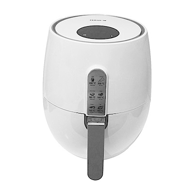 5.2L 氣炸鍋 料理機 雙鍋 陶瓷塗層升級 品夏