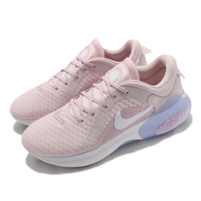 Nike 慢跑鞋 Joyride Dual Run 2 女鞋 輕量 透氣 舒適 避震 路跑 健身 球鞋 粉 白 CT0311600