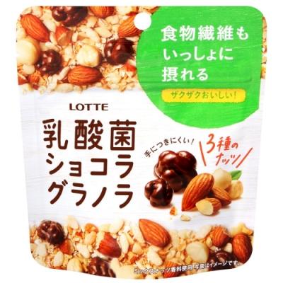 Lotte 穀物代可可脂巧克力(34g)