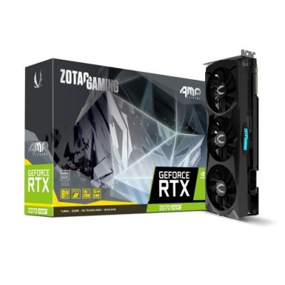 ZOTAC索泰 GAMING GeForce RTX 2070 SUPER AMP Extreme顯示卡