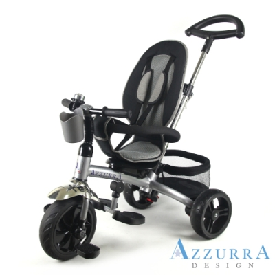 AZZURRA <b>5</b>合1多功能三輪車(滑步車、助步車、推行車)