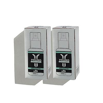 [團購_2入組]Y.A.S 美鞋神器 香氛洗鞋組(60ml)-綠茶
