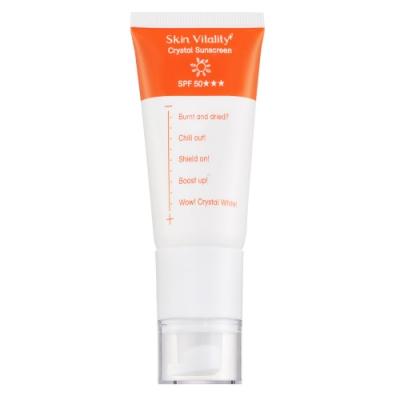 Skin Vitality 膚能量 晶透全方位防曬SPF50★★★ 40g(速)