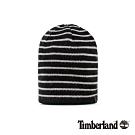 Timberland 男款黑白條紋雙面毛帽 A1ESX