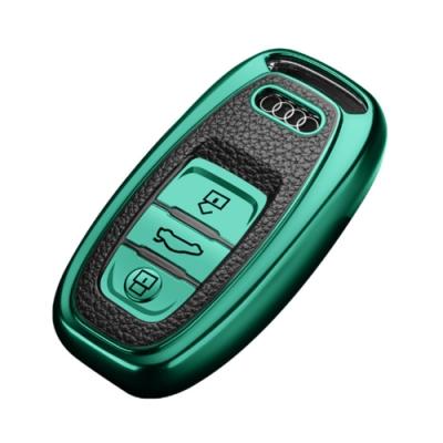 QinD Audi 奧迪車鑰匙保護套(A款)
