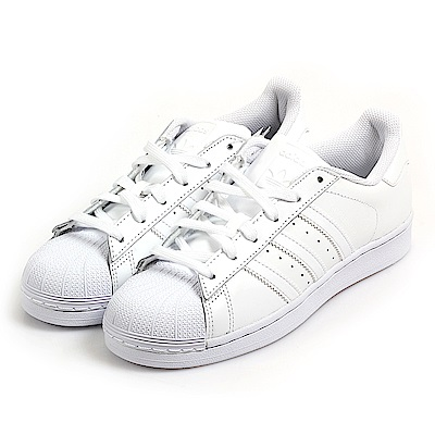 ADIDAS SUPERSTAR FOUNDATION-男女 B27136
