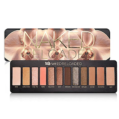 URBAN DECAY NAKED RELOADED 眼影盤 14.2g
