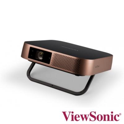 ViewSonic M2 FHD 3D 無線智慧微型投影機(1200 流明)