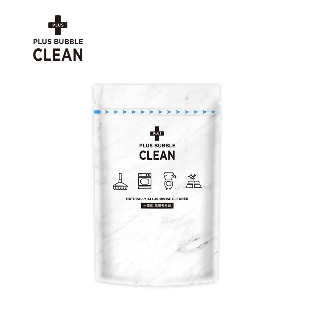 PLUS BUBBLE CLEAN 加濃泡 萬用天然鹼清潔劑(500g)