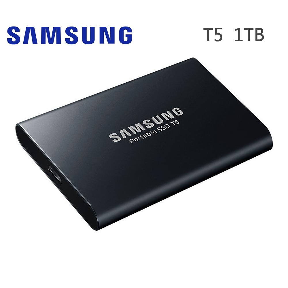 Samsung三星 T5 1T 外接式固態硬碟