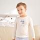 奇哥 甲殼素抗菌保暖布圓領衫(1-4歲) product thumbnail 1