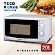 TECO東元 20公升轉盤微波爐 YM2003CB product thumbnail 1