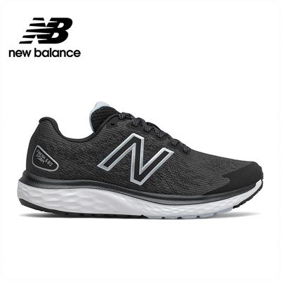 [New Balance]跑鞋_女性_黑色_W680LK7-D楦