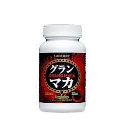 SUNTORY三得利 御瑪卡【精胺酸+鋅】30日份(120顆)
