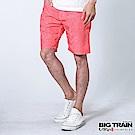 BIG TRAIN 加大款-全地域街頭短褲-男-紅牛仔