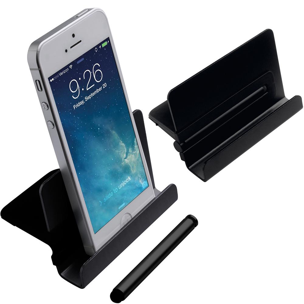 REFLECTS Lindi觸控筆+整線手機座(黑)