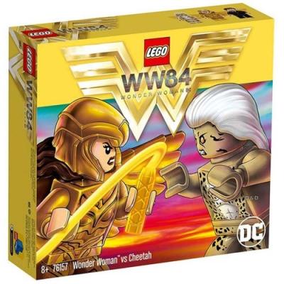 樂高LEGO 超級英雄系列 - LT76157 - 神力女超人 VS 豹女