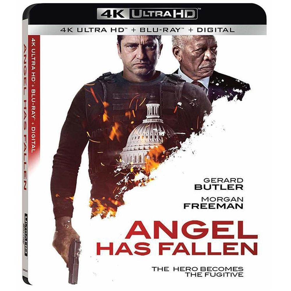 全面攻佔3:天使救援 4K UHD+BD 雙碟限定版