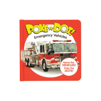 【Melissa & Doug 美國瑪莉莎】神奇泡泡隨身書 - 認識救援車