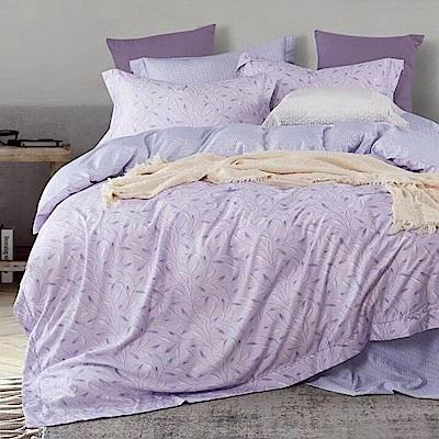 戀家小舖 / 雙人加大床包被套組  童話夢遊  3M頂級天絲  吸濕排汗專利