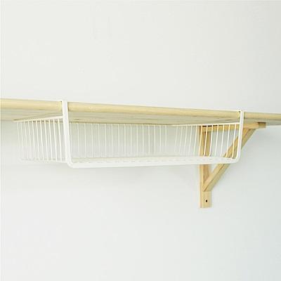 完美主義 層板置物籃/盤架/收納架/衣物收納(2入)