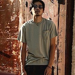 素面Tee短袖T恤抗UV防臭(13色) ZIP日本男裝
