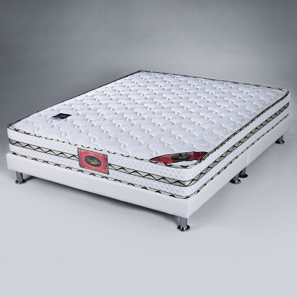 Homelike 柯堤二線天絲棉獨立筒床墊-單人3.5尺-106x188x22cm