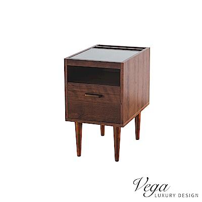 Vega 沃克小茶几/邊桌/書報架/床頭櫃