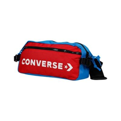 CONVERSE HIP PACK 中 後背包 紅藍拼接 10006946-A05