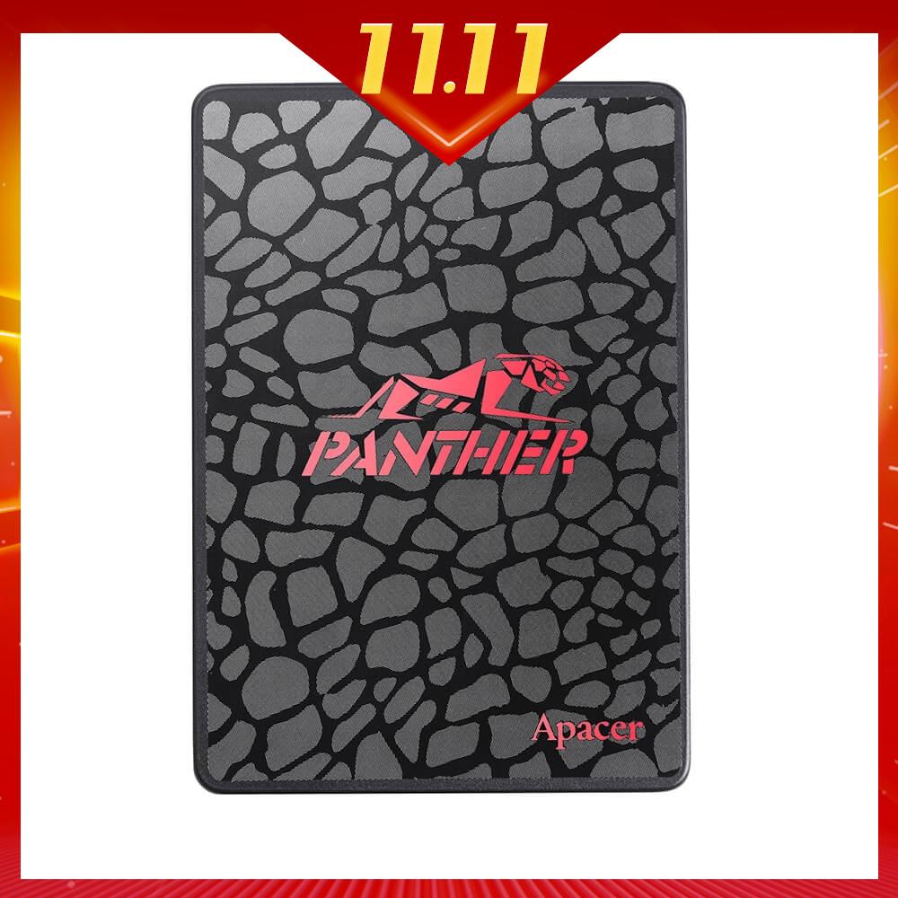 Apacer 宇瞻 AS350 240GB PANTHER黑豹 SATA III 固態硬碟
