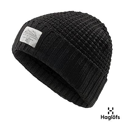 Haglofs Lava 羊毛保暖帽 石板色
