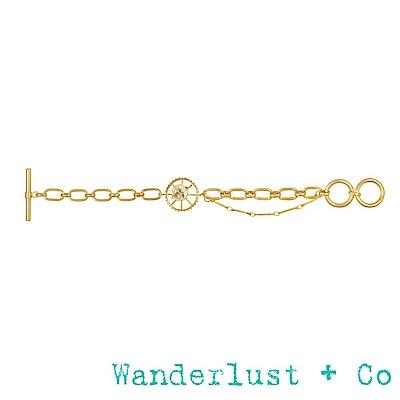Wanderlust+Co蜜蜂手鍊