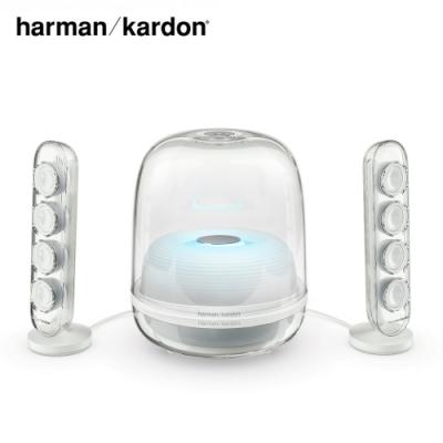 harma kardon SoundSticks 4 藍牙2.1聲道多媒體水母喇叭 哈曼卡頓