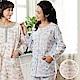 華歌爾睡衣-Pretty Amy 樂趣 M-L 長袖褲裝家居服(米) product thumbnail 1