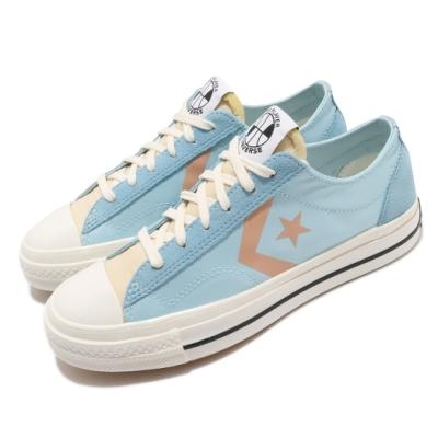 Converse 休閒鞋 Star Player 76 穿搭 男女鞋 基本款 三星黑標 簡約 情侶款 球鞋 藍 白 167768C
