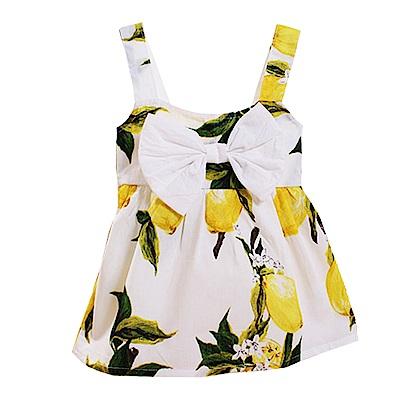 魔法Baby 女童吊帶連身裙  k50432