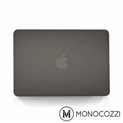MONOCOZZI 半透明保護殼 MacBook Air 13 Retina-霧面黑