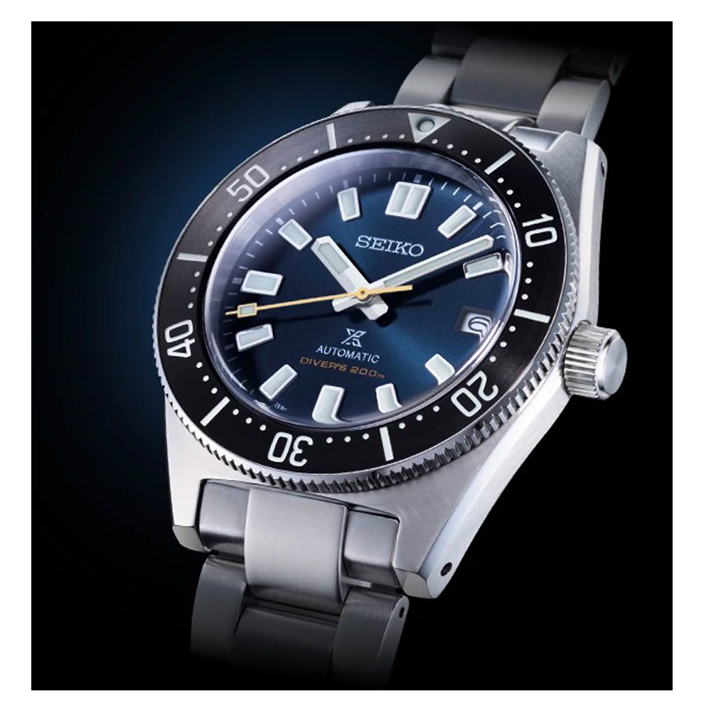 SEIKO 精工 Prospex 55周年限量機械錶套組-40.5mm(SPB149J1/6R35-00W0B)