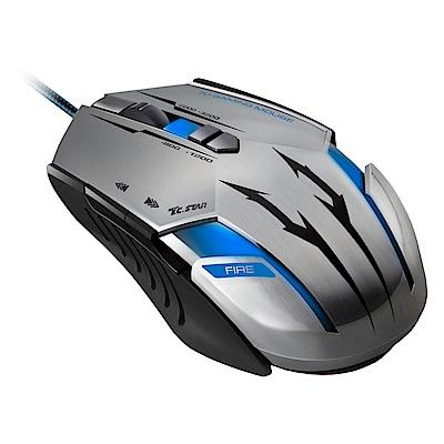 【福利品】TCSTAR 電競光學滑鼠 TCN294