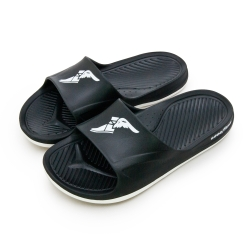 GOODYEAR 防水輕量彈力休閒運動拖鞋 SURFER S系列 黑 83800